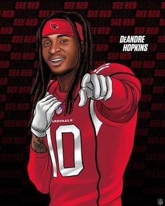 DeAndre Hopkins To Cardinals Lsu Tigers Football, Kansas City Chiefs Football, Football Is Life, Football Art, Football Memes, Football Boots, Football Stuff, Seahawks Players, Nfl Football Players