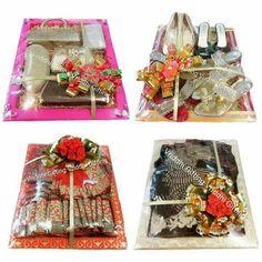 Indian Wedding Gift Packing