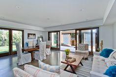 Stewart - contemporary - family room - los angeles - American Coastal Properties