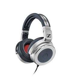Sennheiser HD Full-Size Headphones with Ear Cup Control Functions and In-Line Microphone Products Cordless Headphones, Sennheiser Headphones, Audiophile Headphones, Cute Headphones, Studio Headphones, Bluetooth Headphones, Over Ear Headphones, Inline, Recorder Music