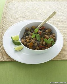 Two-Bean Vegetarian Chili Recipe