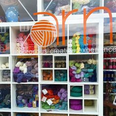 I recently holidayed in Lyme Regis and got the chance to pop into Bridport Yarn. I've written about my visit on my blog. The link is in my profile. It's well worth a visit if you are holidaying or passing nearby.