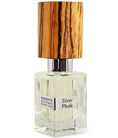 Silver Musk Parfum Extrait by  Nasomatto - An exceptionally clean and long lasting skin scent.