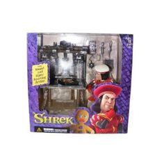 SHREK: DULOC DUNGEON with SOUND by McFARLANE TOYS (Toy)  http://lupinibeans.com/amazonimage.php?p=B001MGAU56  B001MGAU56