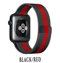 Milanese Loop Band for Apple Watch - i-ccessories Apple Band, Apple Watch Bands, Apple Watch Replacement Bands, Apple Watch Accessories, Apple Watch Series 2, Mint Blue, Metal Bands, Watches, Colors