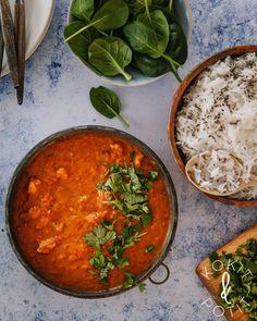 Intialainen curry – helppo ja nopea arkiruoka, joka on täynnä makua