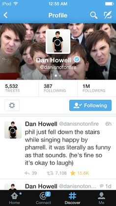 I don't really see the tweets right now. I am just blinded by the Dan faced Oscar selfie