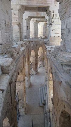 Coliseum at Arles 2