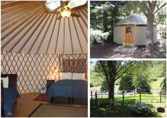 El Capitan Canyon - adventure-yurt