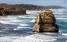 The Twelve Apostles in Princetown Australia widescreen wallpaper