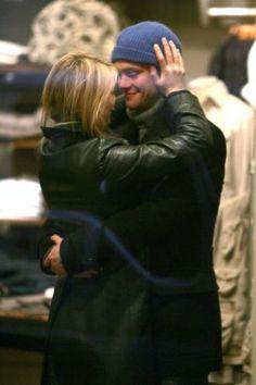 Hugh Dancy & Claire Danes (so cute!)