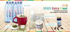 Drink6 Extra Power, mais detox do que nunca!  Drink6 lança a sua nova linha de produtos Drink6 Extra Power, para aumentar o desempenho do plano detox Drink6.  http://drink6detox.pt/drink6-extra-power-mais-detox-que-nunca/ #detox #saúde #vidasaudável #Drink6