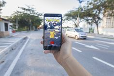 """blog.reachlocal.com - By now, you've probably heard all about Pokémon Go, and you may have even played it yourself. Players have flocked to this augmented reality game that allows them to """"catch"""" Pokémon on their phones...Tweeted by @ezybizmedia https://twitter.com/ezybizmedia/status/772910893768306688"""