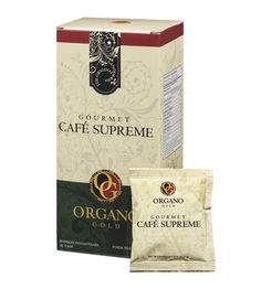 Healthy Coffee Beverages | Organo Gold Gourmet Cafe Supreme.  Featuring the Superior Panax Ginseng plant, which was considered an herb of such great value in the ancient world that it was only available to people of great power and privilege.    Ginseng is still highly prized and treasured in Asia as a key source of health and well-being.