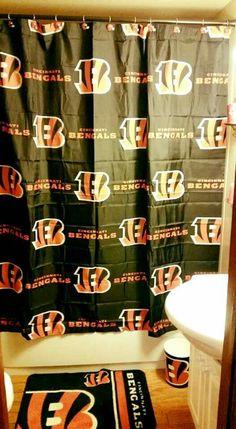 Cincinnati Bengals Bling Boyfriend Half-Zip PINK Love this, so ...