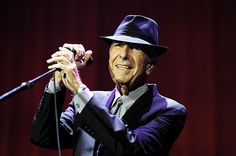 Leonard Cohen on Collaborating with Madonna Collaborator Patrick Leonard for Upcoming 'Popular Problems' | Billboard