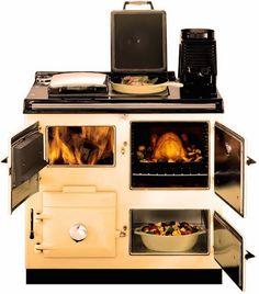 My Style My House - Dekorasyon ve Yaşam Blogu: Kevser'in Mutfağı ile Kuzine Soba Yemek Tarifleri