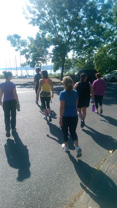group walks #100thingsiCRAVE #body