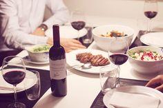 Christine fra Acie Stylista blog inviterer på middag og Spier Vintage Selection vin .... yummmm