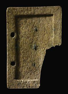 whale-bone Anglo-Saxon writing tablet