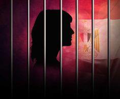 في رسالة مسربة معتقلة مصرية تكشف عن معاناتها هي وابنتيها في زنازين مصر