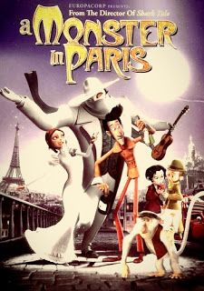 A Monster In Paris Free Download Link Animated Movies Animation
