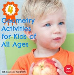 4 activities to help kids better understand geometry, at any age.