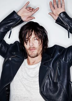 "reedusnorman-deactivated2015070: ""Norman Reedus photographed by Michael Williams for Imagista"""