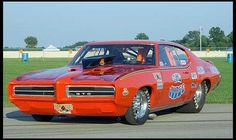 1966 Gto Drag Race Car Drag Racing Gtos Pinterest