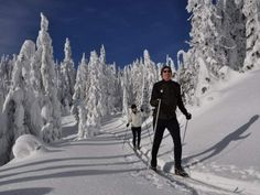 Nordic ski Q&A; Some tongue-in-cheek advice for newbies