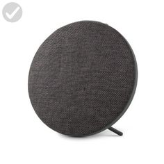 Photive Sphere Portable Wireless Bluetooth Speaker with Built In Stand- Graphite - Audio gadgets (*Amazon Partner-Link)