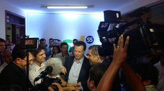 EDGAR RIBEIRO: KASSAB E TRINCHÃO SÃO RECEBIDOS POR LIDERANÇAS E A...