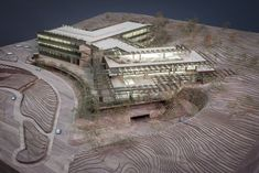 Gallery of Ron Arad to Break Ground on Israeli Cancer Center in Afula - 2
