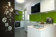 Cool Kitchen Apartment by designer Stanley Tham (9)