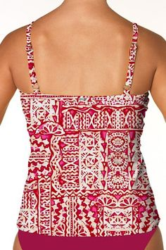 $86 Sunsets 77FG-SOLE Soleil Underwire Twist Tankini, 38FFrom Sunsets $86