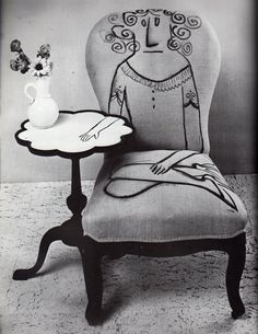 Saul Steinberg. Awesome artwork