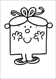 little miss sunshine coloring pages - photo#27