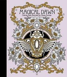 """Magical Dawn Coloring Book: Published in Sweden as """"Magis…"""