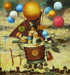 "Daron Mouradian, '""Explorer"" / ""Kaşif"",' 2015, Galeri 77"