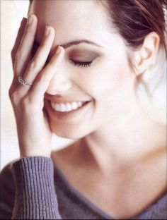 Angelina Jolie trivia, pictures, links and merchandise. A page dedicated to the Oscar-winning actress. Part of the TV and Movie Trivia Tribute. Most Beautiful Women, Amazing Women, Beautiful People, Beautiful Smile, Simply Beautiful, Pretty People, Stana Katic, Brad Pitt, Audrey Hepburn