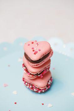 Vis innlegget for mer. Panna Cotta, Cookie, Valentines, Drinks, Breakfast, Ethnic Recipes, Food, Valentine's Day Diy, Drinking