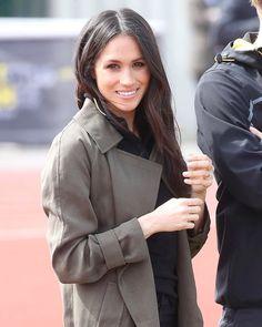Such a pretty lady #harryandmeghan #meghanmarkle #princeharry #royalwedding