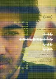Znalezione obrazy dla zapytania Aaron Swartz: Sieć jest nasza (2014)