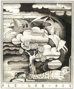 illustration by kay nielsen