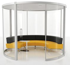 Cool Reception Office Furniture by David Fox Design