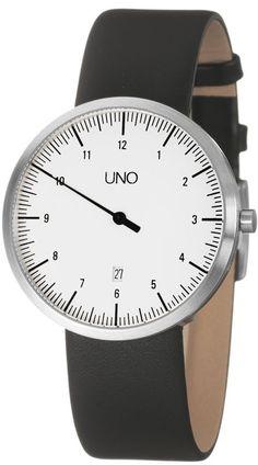 Botta Design Uno Quartz White 211010, Botta Design Watch for Men