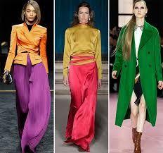 Resultado de imagem para colour trend winter 17