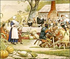 American Folklore: The First Thanksgiving