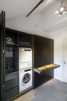 Gorgeous laundry room ideas wire shelving one and only indoneso.com