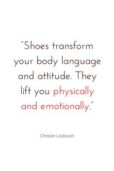Lift your spirits, wear those heels! #quoteoftheday